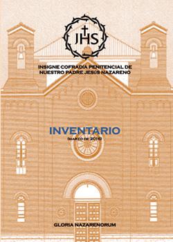 Inventario Cofradía Jesús Nazareno (2016)