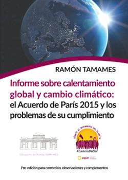 Informe sobre el calentamiento global